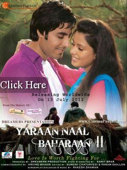 Yaraan Naal Baharaan 2 (2012) - Balwinder Kaur Brar, Parminder Gill, Jitendra Rose Kaur, Rishita Monga, Prince Kawaljeet Singh, Yograj Singh, Rajwinder Sumar, Aman Sutdhar, Vikramjeet Virk