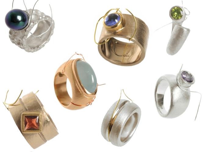 Natalie Zimmer Créations Zim Nat jewellery Luxembourg