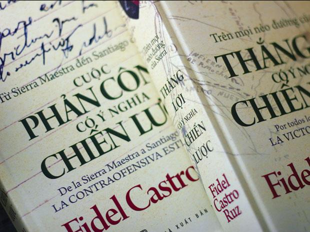 Sách: Cuộc phản công có ý nghĩa chiến lược (Fidel Castro Ruz)