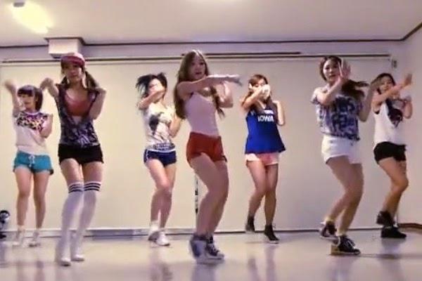 Wonder Girls – Like this – Waveya sexy dance cover