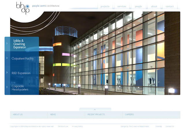 Architecture Websites2