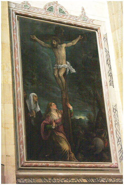 Crucifixión de Francisco Bassano