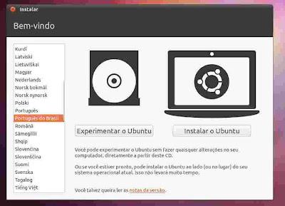 GParted, particionar disco rígido, redimensionar partição com windows instalado, preparar disco para o ubuntu