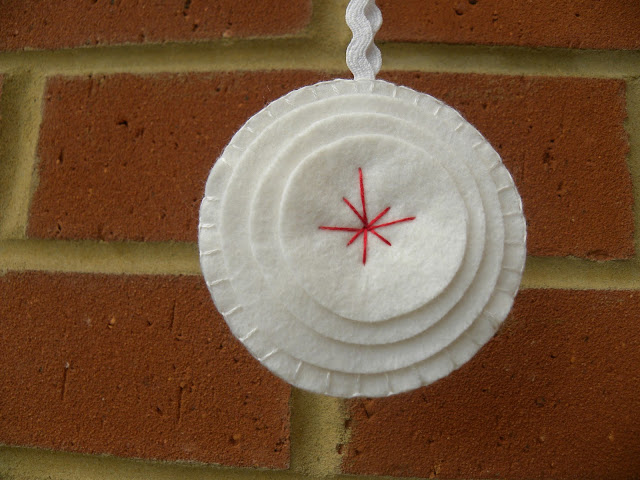 Felt Christmas Decoration
