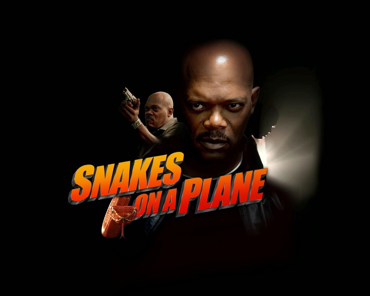 Ảnh trong phim Rắn Độc Trên Không - Snakes On A Plane 1