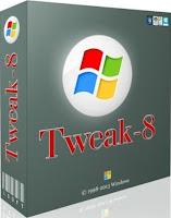 Free Download Tweak-8 v1.0 Build 1007 with Crack Full Version