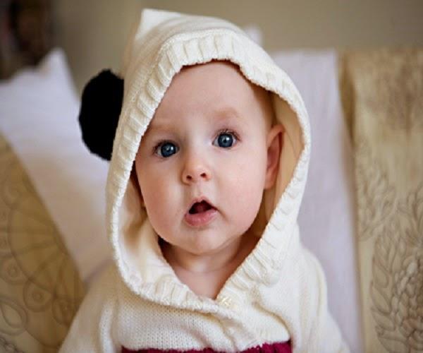 Photo bébé garçon 5 mois