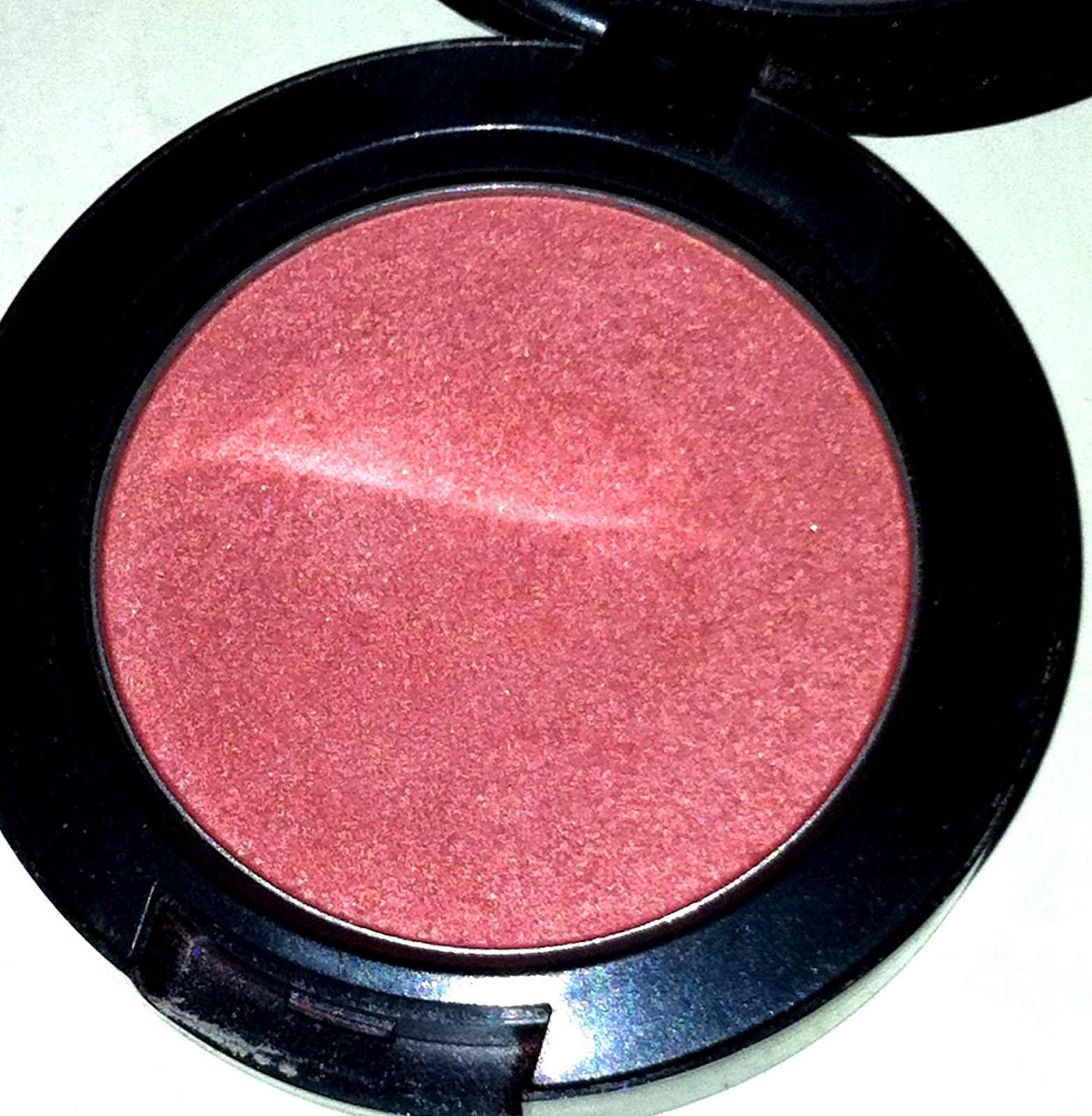 Delicatebeautiesxo: MAC Peachykeen Blush