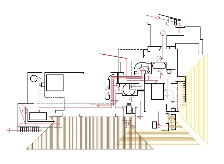 eileen gray e1027 floor plan - photo #35