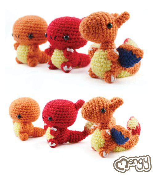 Crocheting Pokemon : Pokemon Crochet - OmoshiroiTV