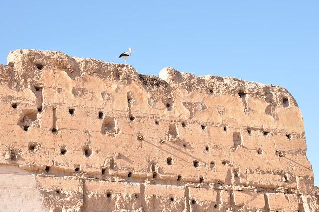 Marrakech Palais Badi stokes