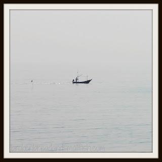 Small Boat Ready brokenbreadandsmallfish.com Mark 3:7-12