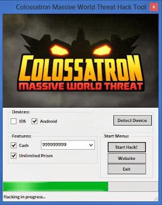 Colossatron Massive World Hack