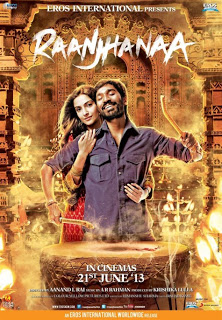 Raanjhanaa 2013 Hindi Movie Watch Full Online