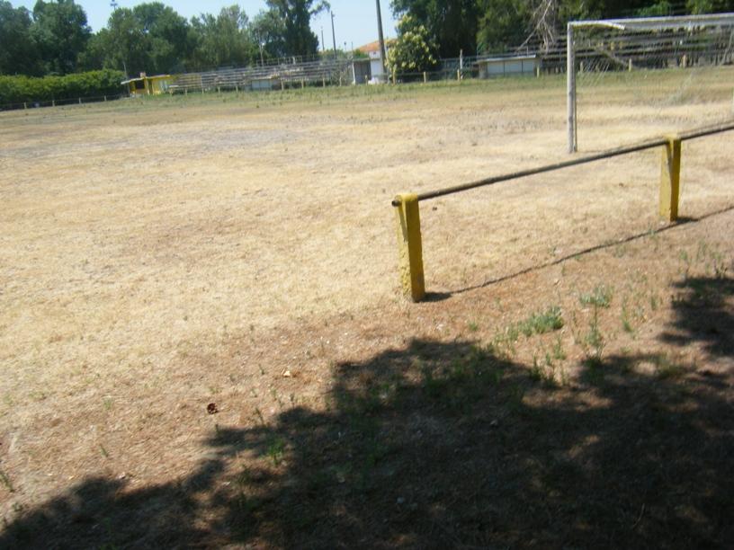 Campo Futebol do Valadense ao abandono