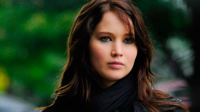 Jennifer Lawrence en Silver Linings Playbook