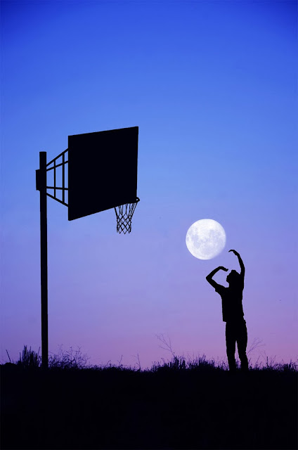 Jugando con la luna 18