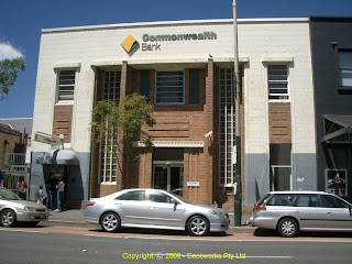 Commonwealth Bank Paddington