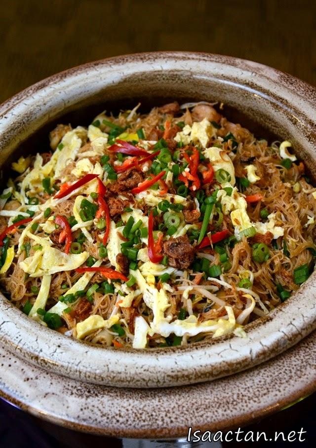 Seafood Tomyam Beehoon
