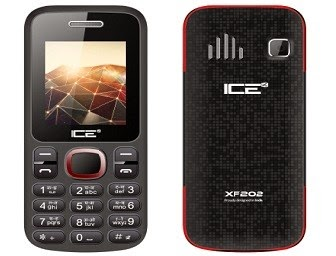 D2hshop: Buy ICE XF202 Mobile at Rs. 999 + FREE Pouch + Sunglasses + Aluma Wallet