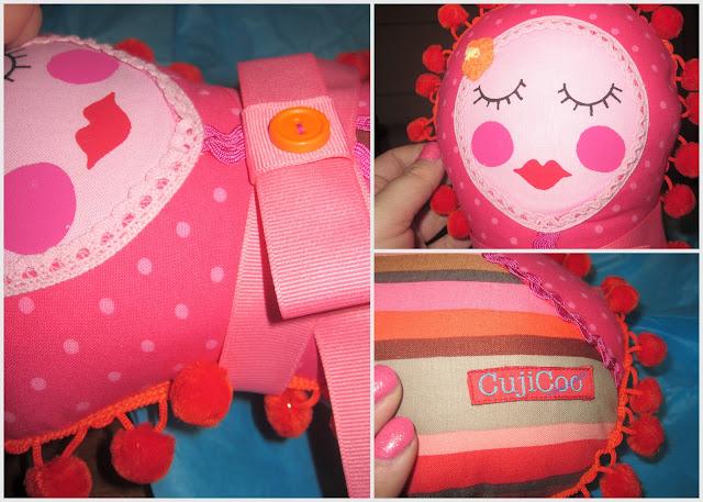 CujiCoo handprinted textiles and gifts.