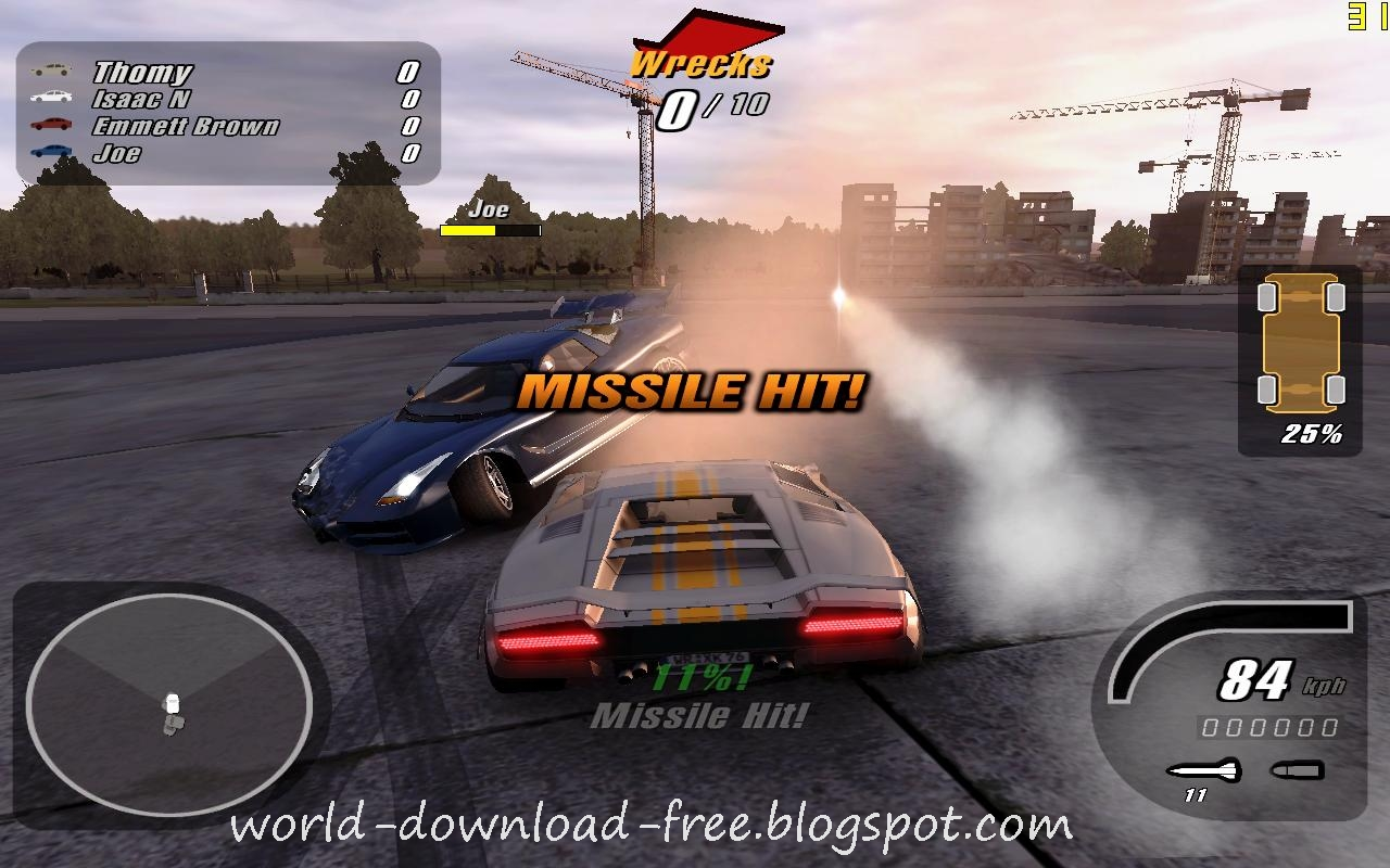 Download Game CrashDay Full Rip For PC 100% Working