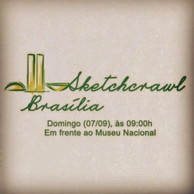 Scketchcrawl Brasília