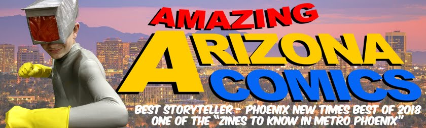 Amazing Arizona Comics