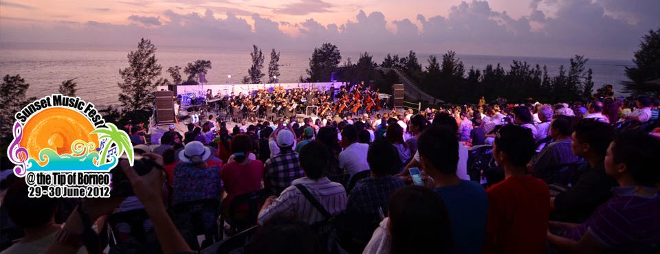 Sunset Music Festival Kudat Sabah 2015