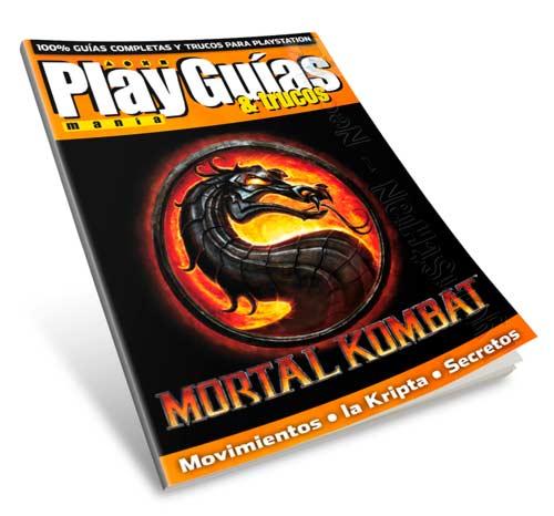 Revista PlayMania Guias & Trucos (2013) ESPAÑOL - Mortal Kombat