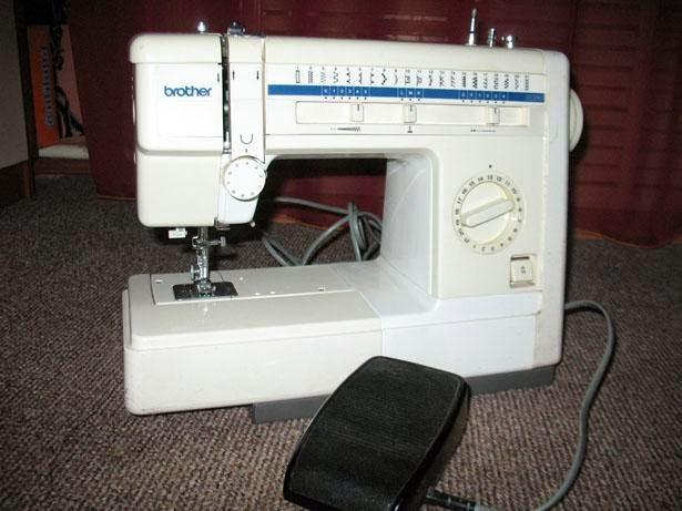 инструкция для швейной машинки brother