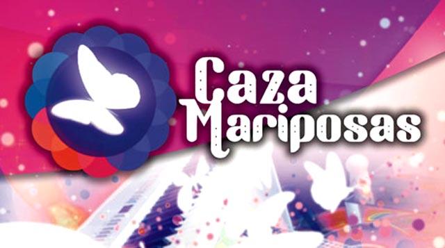 Carátula del CD de Cazamariposas