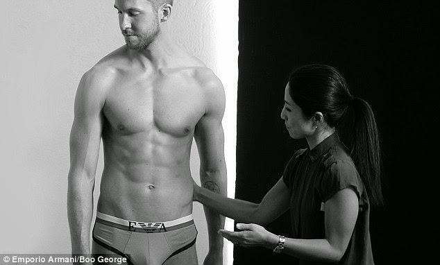 Toni Harris  nackt