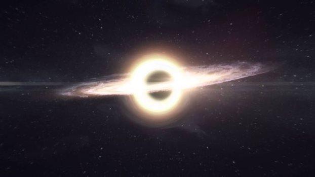 Πύλη εισόδου σε άλλα σύμπαντα οι μαύρες τρύπες