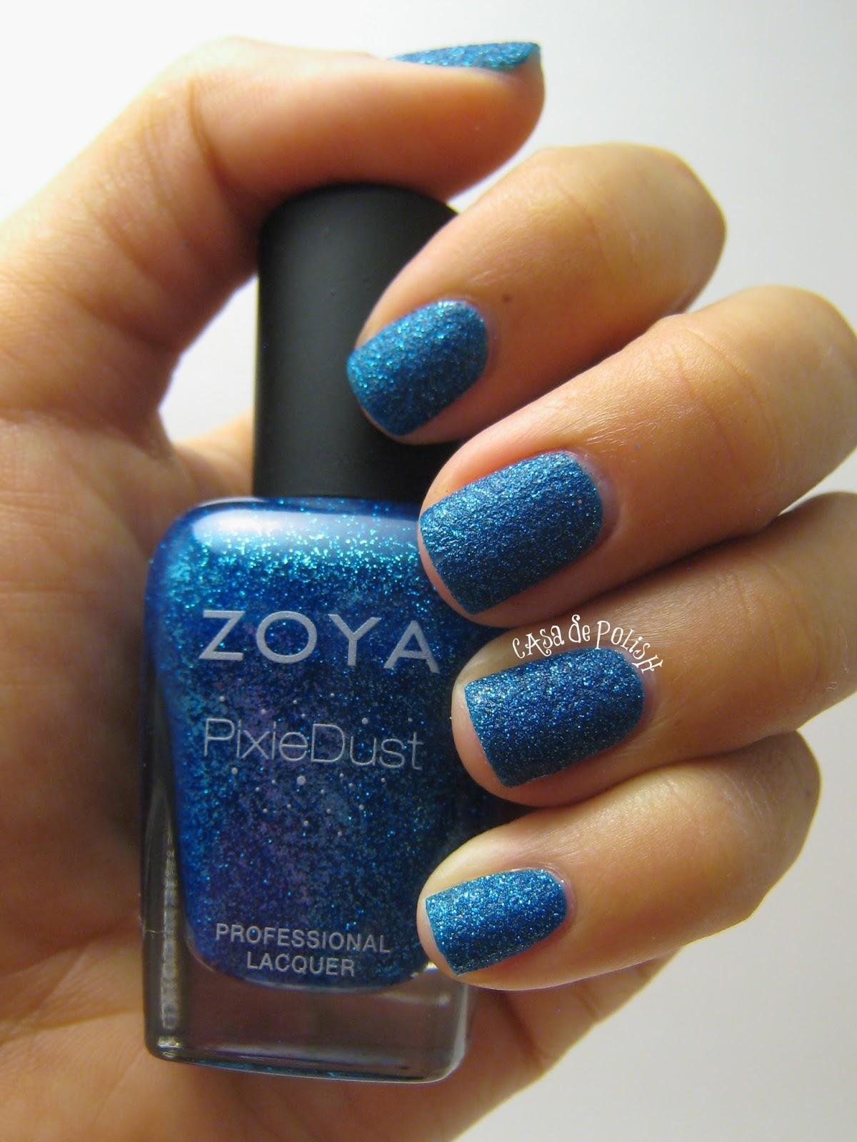 Zoya Pixie Dust Chyna Casa de Polish: Zoya P...