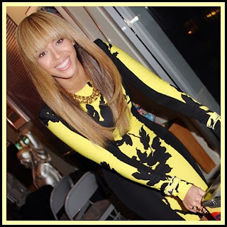 Beyonce hot Black Yellow tight mini Dress Instagram girls 2013 Spring Leaf Leonard HD HQ pics
