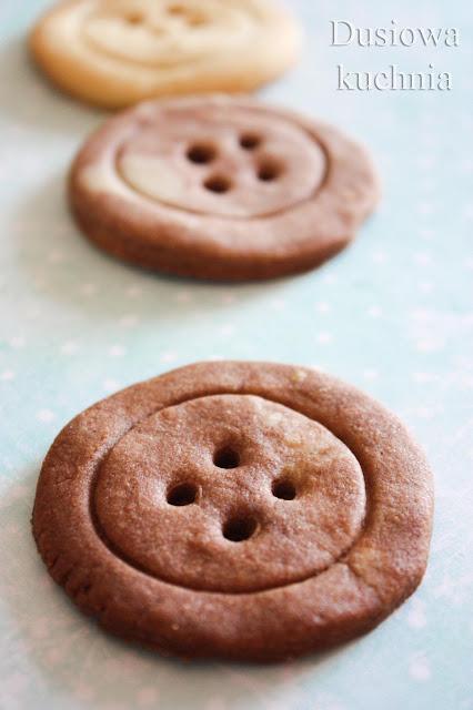 ciasteczka, przepis na ciasteczka, ciasteczka guziki, guzik, ciasto guzik, przepisy ze zdjęciami na ciasteczka