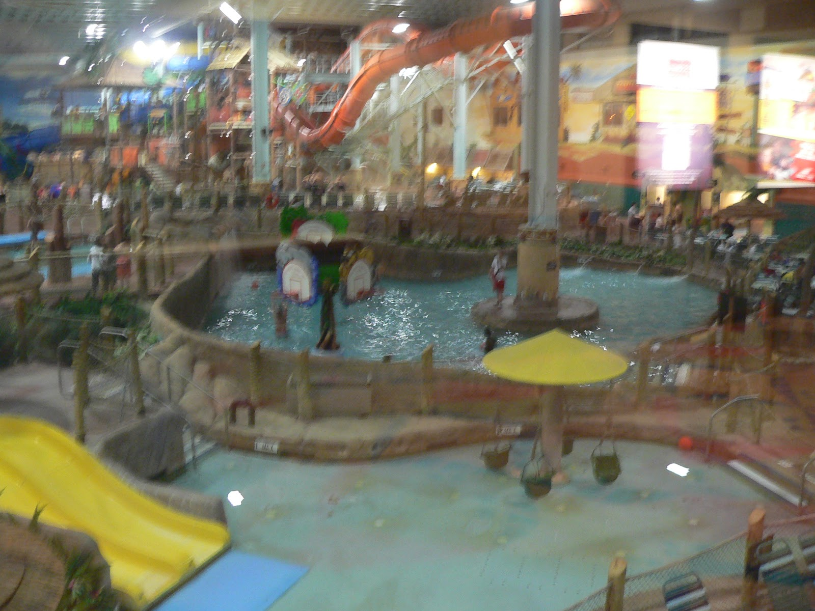 Am I Really All Grown Up?: Kalahari Water Park