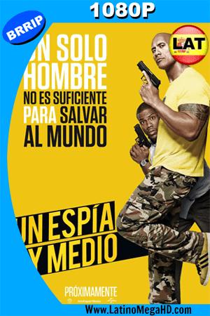 Un Espía y Medio (2016) Latino HD 1080P ()