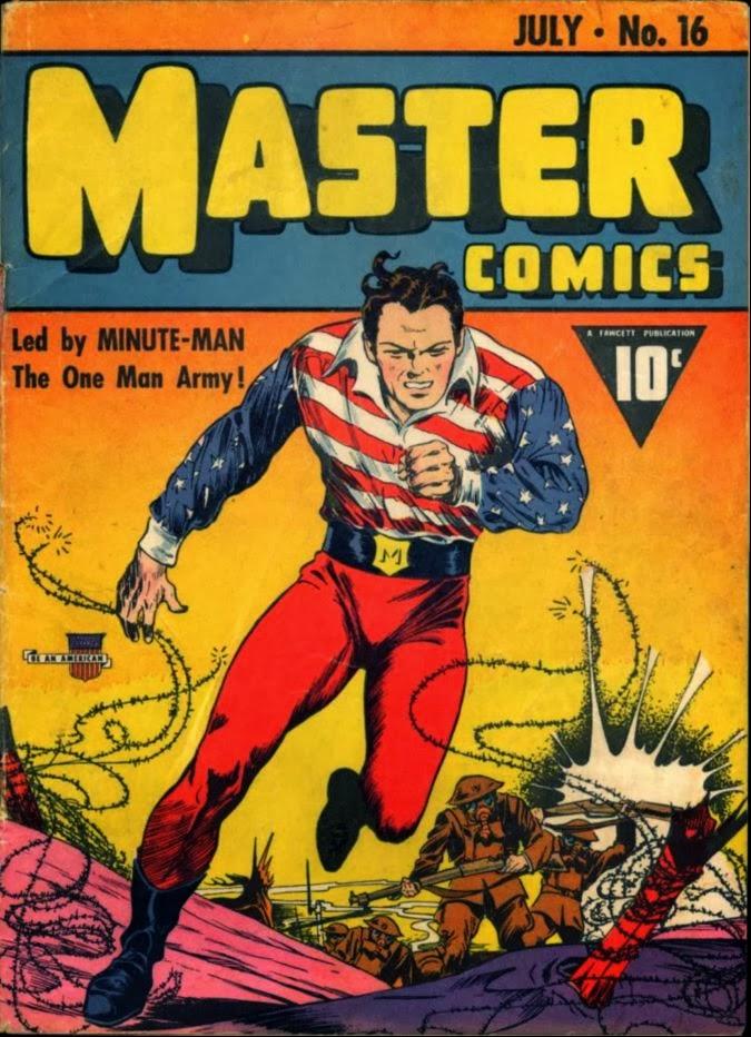 Captain America Comics 1 March 1941 1941 Captain America