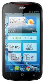 Acer Liquid E2,Acer,Ponsel