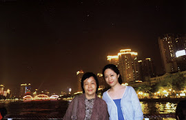 With Aunty