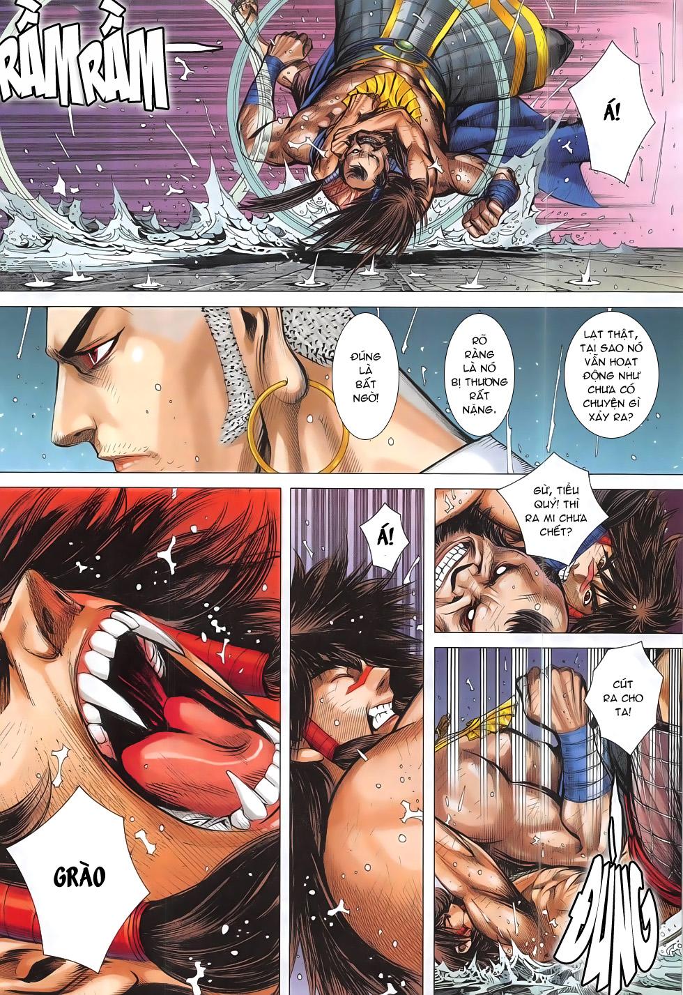 Tây Du chap 8 Trang 8 - Mangak.info