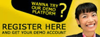 REGISTER DEMO ACCOUNT ONLINE