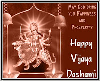Happy Vijaya Dashami Dussehra Greeting Photo Gallery
