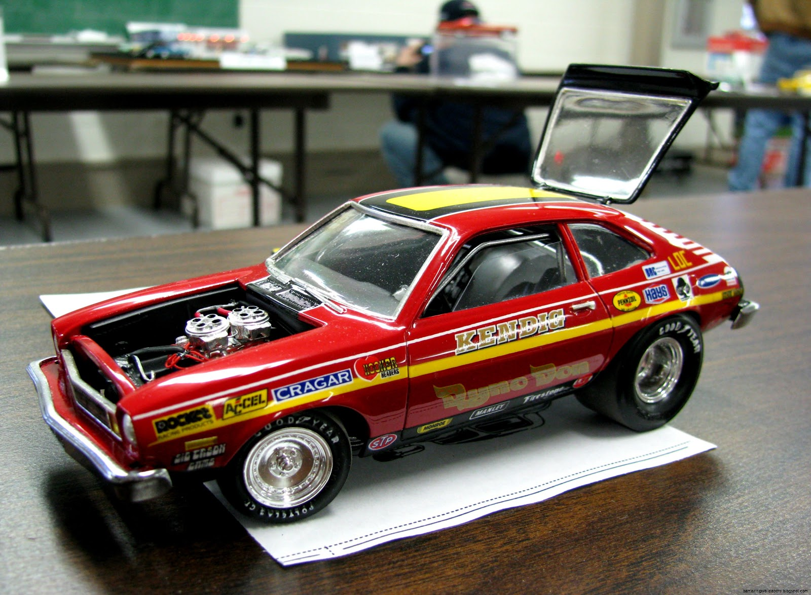 Ford Pinto Drag Car