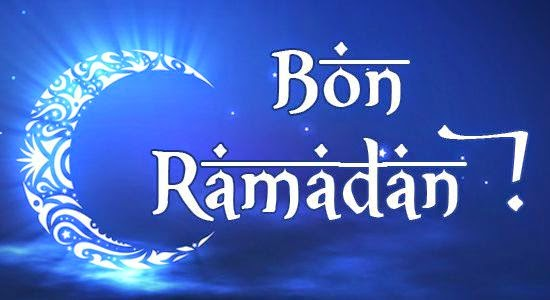 Message bon ramadhan 2014