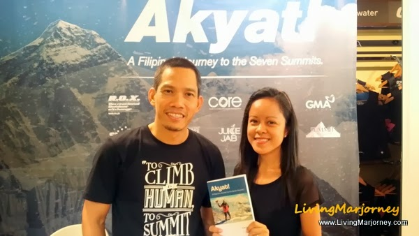 """AKYAT!"" A Filipino's Journey to the Seven Summits"