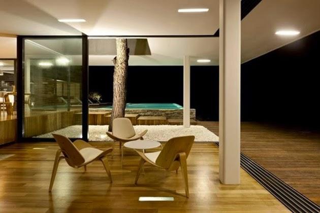 Plane House arquitectura en Grecia 7