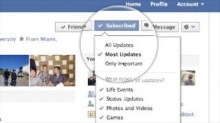 Aggiornamenti Facebook iscriviti